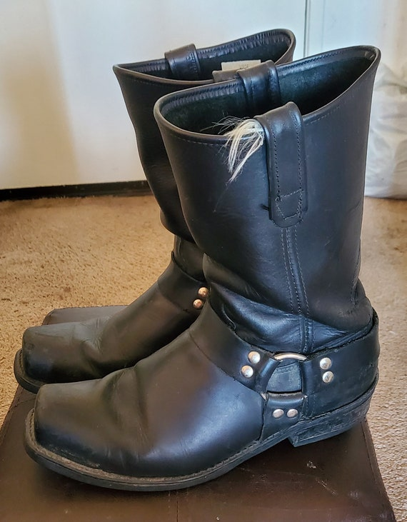 MaxiTred Motorcycle boot