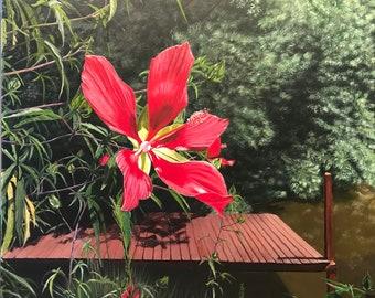 Summer Hibiscus