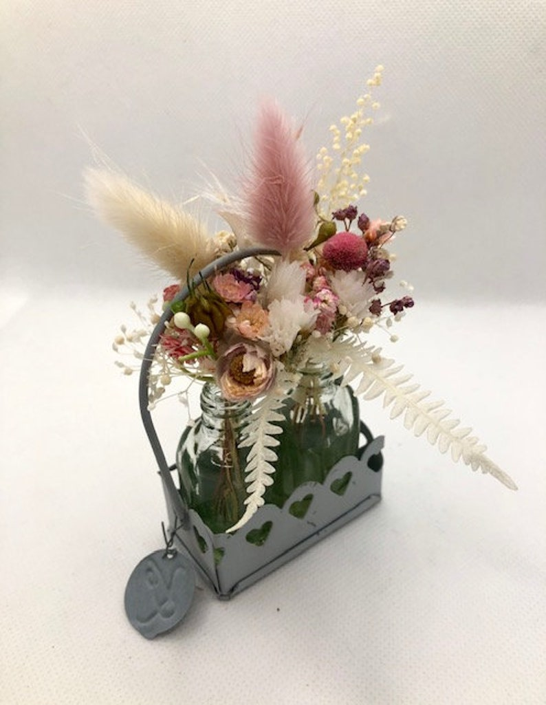 Flower Arrangement Gift Dry Flower Arrangement image 1