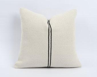 striped kilim pillow lumbar kilim pillow home decorative pillow turkish kilim pillow sofa kilim pillow Set pillow cover AG-29
