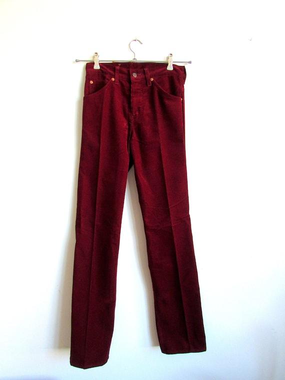 Vintage Levis Cordhose W27 L34