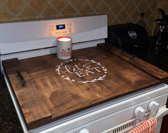 Stove Top Cover/ Noodle Board