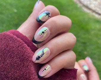 Egyptian Goddess Nails