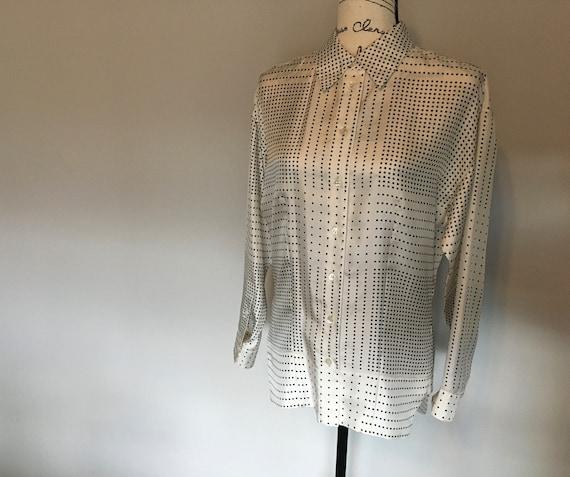 Yves Saint Laurent Silk Blouse