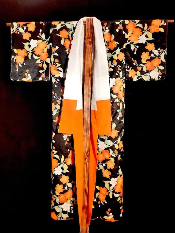 Fashion Vintage Kimono