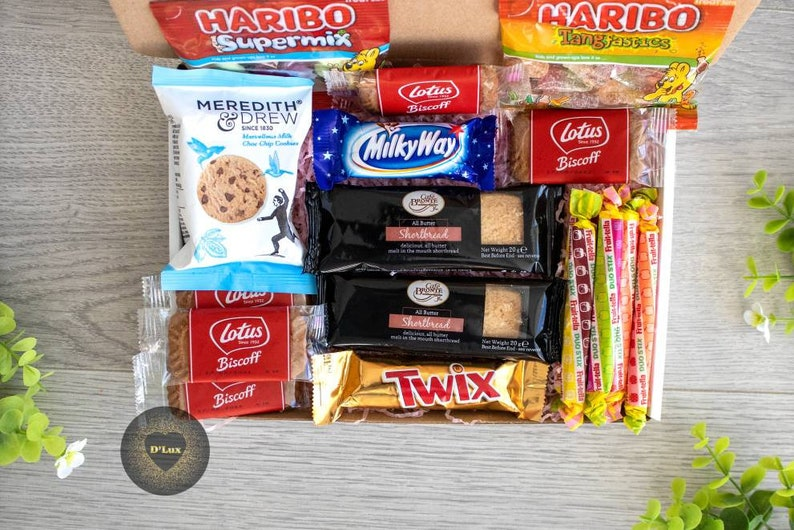 Thinking Of You Snack Box Feel Good Gift Box Hug In A Box image 0