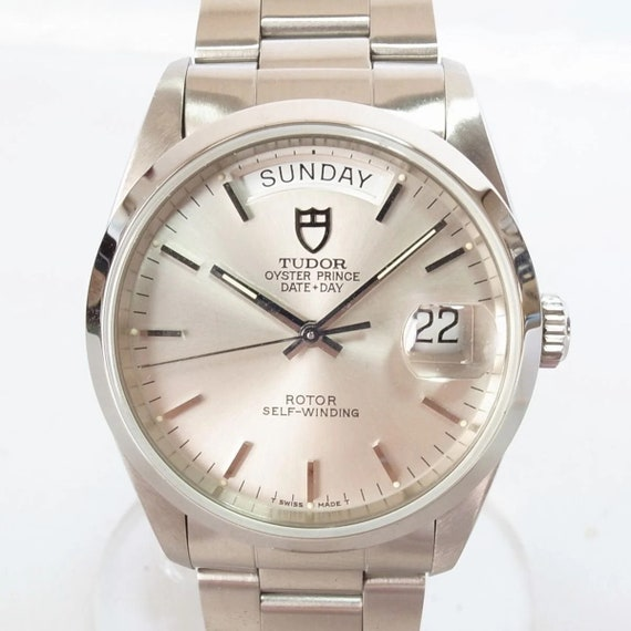 Tudor Oyster Prince Day-date Vintage Watch