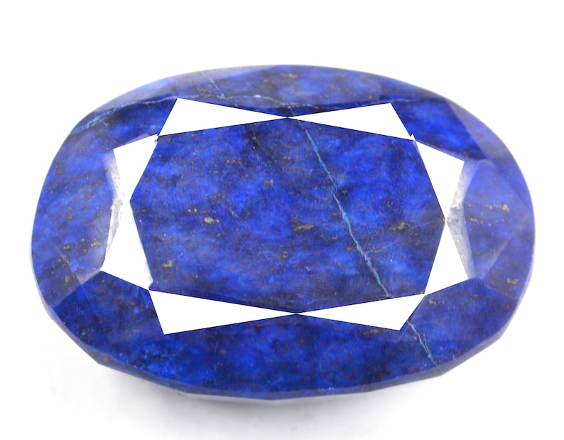 Best Offer 1030.95 Ct Certified Natural African Blue Sapphire Oval Shape Gemstone NF1305
