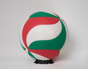 Ball holder for volleyballs e.g. Haikyuu Anime Prop