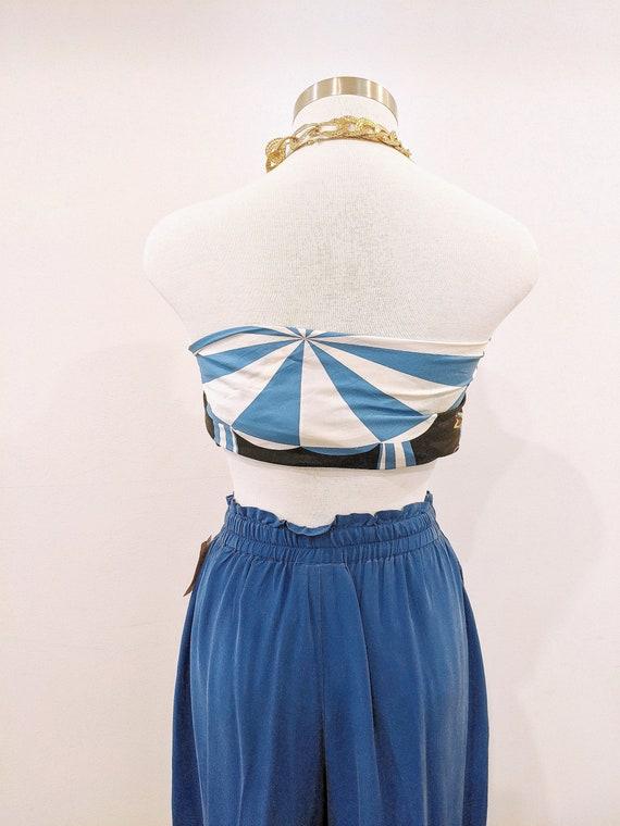 Vintage Lulu Guinness Silk Circus Scarf // Design… - image 4