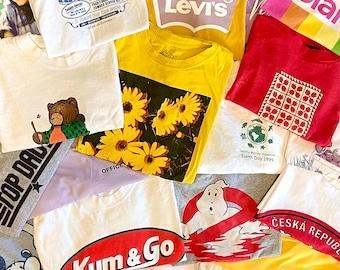 Vintage T-Shirt Mystery Box