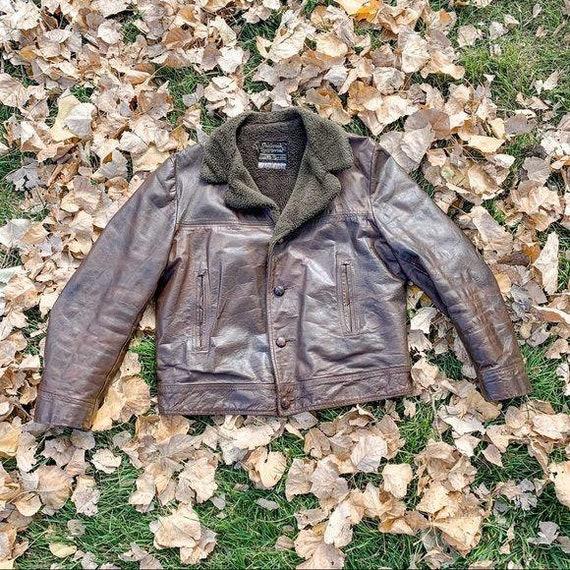 Oakbrook Sportswear | Vintage Leather Jacket