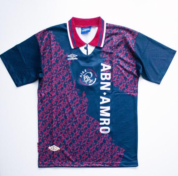 Ajax Away Shirt (1994-1995) Retro Football Jersey