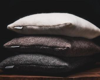 Austrian Mountain Sheep Wool pillow