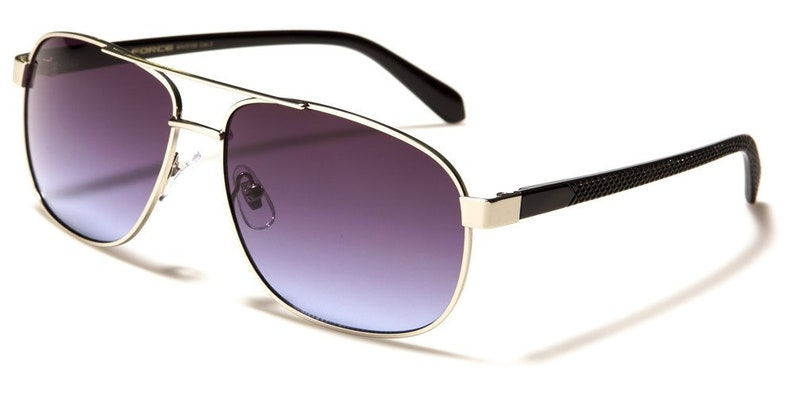 AIR FORCE Officers Oval Aviators 400 UV technology to provide the ultimate in protection from the sun 5 Color Lens Options Free Shipping