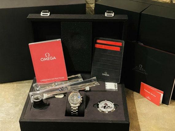100% Authentic Omega Speedmaster Watch Genuine