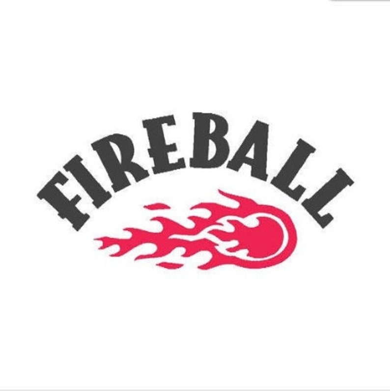 Fireball Logo Embroidery Download