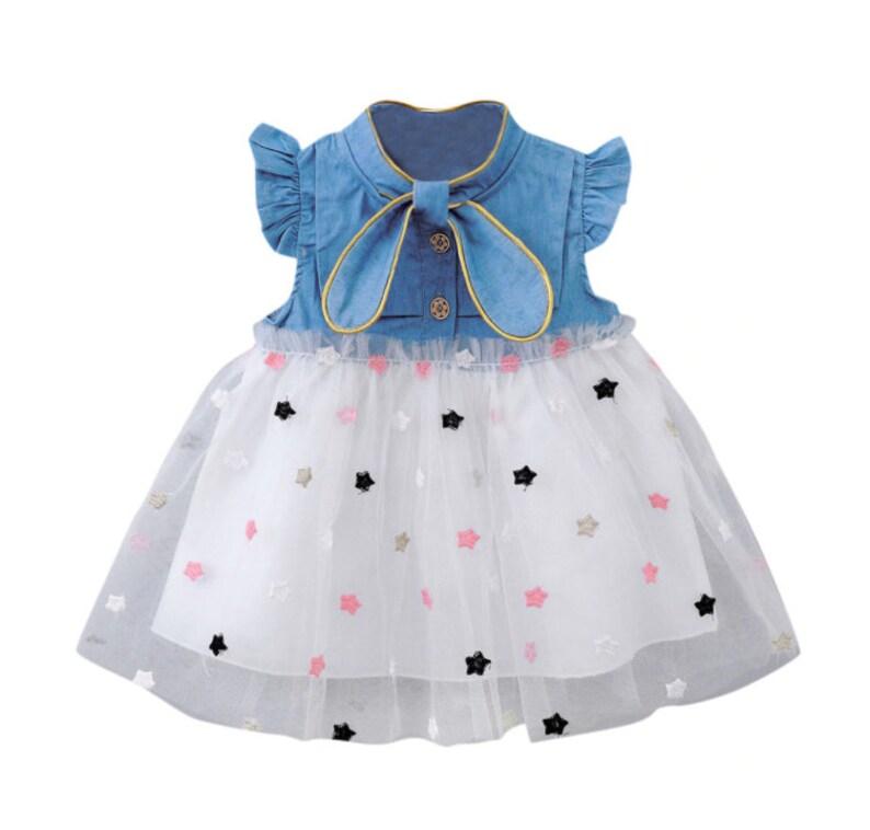 Newborn Dress Beautiful Dress Outfit Beautiful Baby Dress Cute Baby Dress