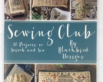 """BLACKBIRD /""""SEWING CLUB/"""" Nashville 2020 Market release"""