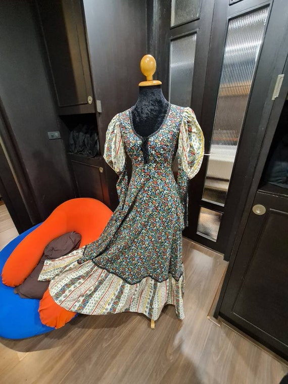 Rare vintage gunne sax dress - image 9