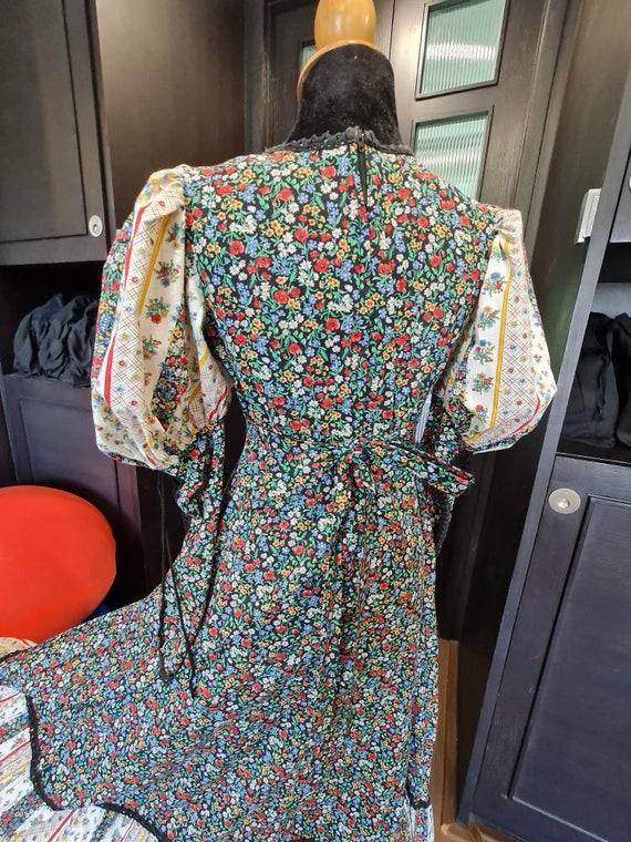 Rare vintage gunne sax dress - image 3