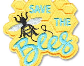 Save The Bees - PATCH ONLY!