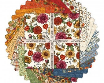 Sweater Weather by MayWood Studios Layer Cake -10 inch squares
