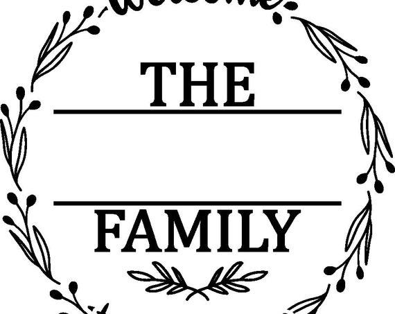 Welcome to the ___ family home