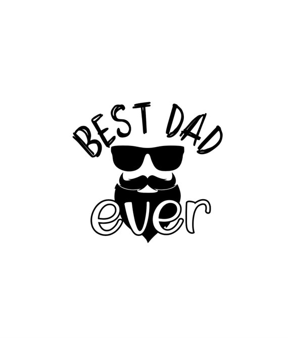 Best Dad Ever Style 1