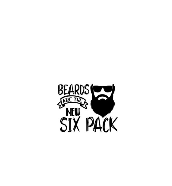 Beards are the new 6-pack