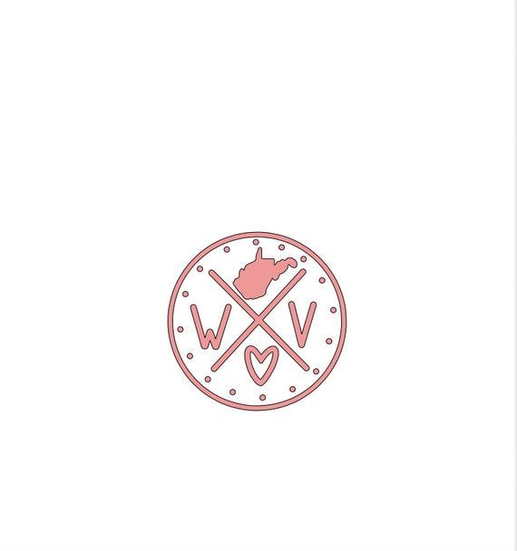 West Virginia State stamp