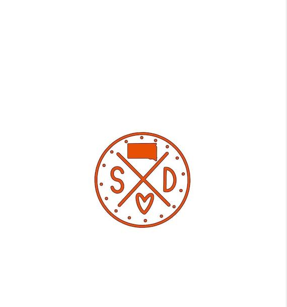 South Dakota State Stamp