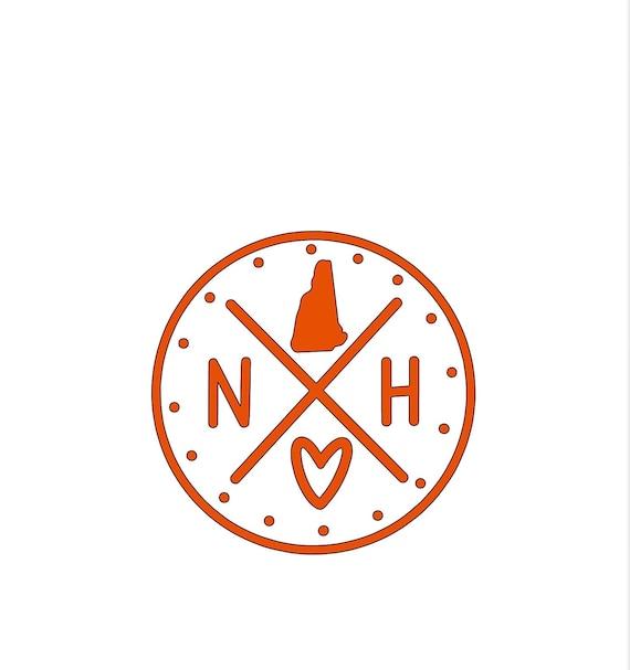 New Hampshire State Stamp