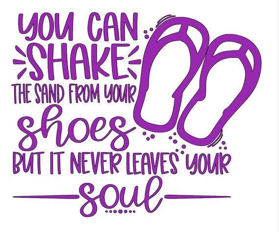 You can shake the sand from your shoes but it never leaves your soul.