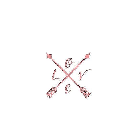 """Arrows """"love"""""""