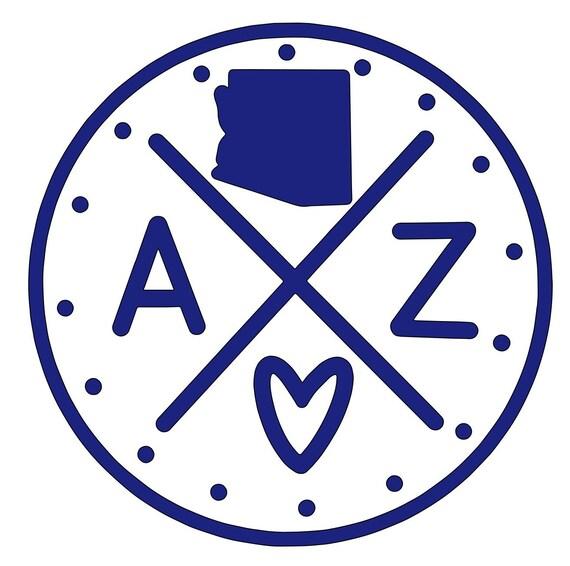 Arizona State Stamp