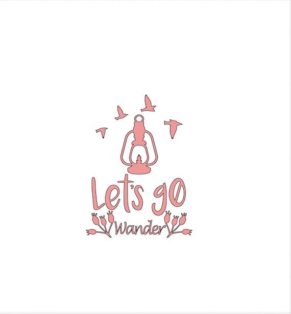 Let's go wander