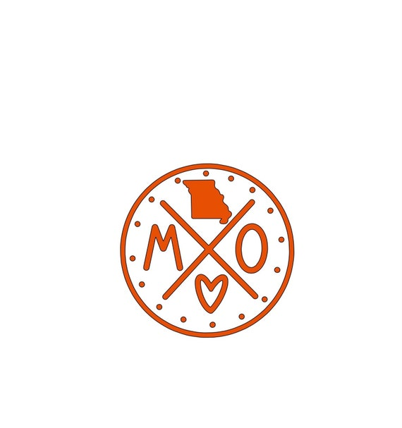 Missouri State Stamp