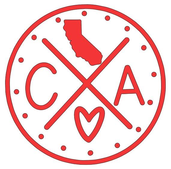 California State Stamp