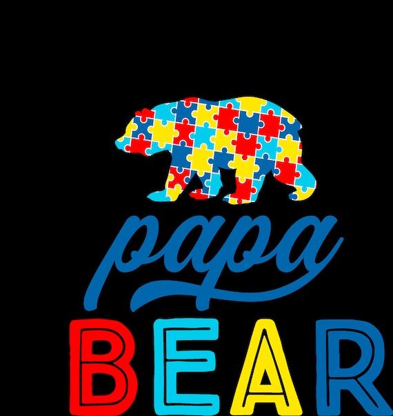 autism: Papa bear