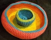 Crochet Table Bowl