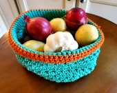 Handmade cotton baskets (21-003)