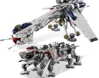 Battleship  (Lego Compatible)