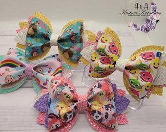 Sofia Sophia Princesse Dos Plat Cabochon Embellissement reain craft hair bow X 15