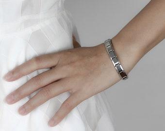 5pcs Stainless Steel bracelet Bangle-Engravable bracelet-3mm stainless steel polished mirrored glossy bracelet with inner diameter 65mm,ST83