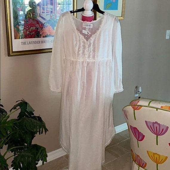 Victoria's Secret Country L/S nightgown NEW!!