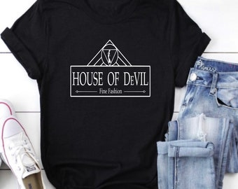 House of DeVil Shirt, 101 Dalmatians, Wdw shirt, mickey Halloween, Cruella Shirt, Disney Villains Cruella DeVil, Villains Shirt, Boo Bash