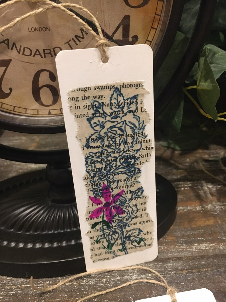 Hand Painted Bookmarks