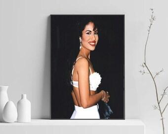 Selena Poster - Selena Quintanilla Wall Art