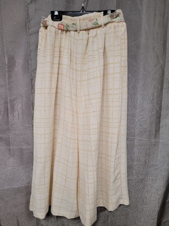 Women's Gaucho Pants, Gaucho Pants, Vintage Gauch… - image 2